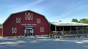Four Oaks Farm Store Today