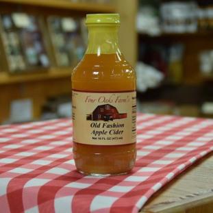 Apple Cider 16 oz bottle