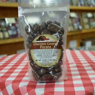 Chocolate Pecans 16 oz