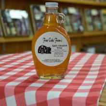 Apple Cinnamon Syrup 8 oz