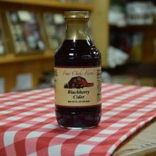 Blackberry Cider 16 oz bottle