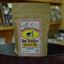 Grandma Lucy's Cracklin Cornbread Mix 12 oz bag