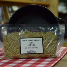Dry Lentils 16 oz bag