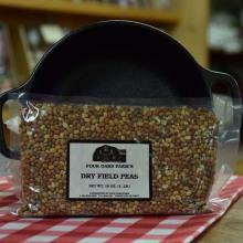 Dry Field Peas 16 oz bag