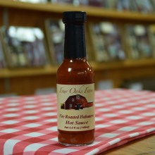 Fire Roasted Habanero Hot Sauce 5 oz