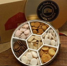 Cookie Medley Tin