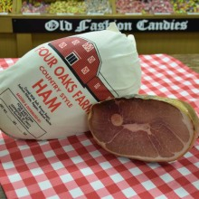 Whole Country Ham Gift Box
