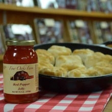 Red Pepper Jelly 10.5 oz