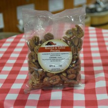 Roasted Salted Pecans 8 oz