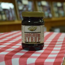 Sorghum Syrup Golden Barrell 16 oz