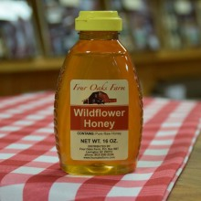 Wildflower Honey 16 oz
