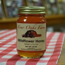 Wildflower Honey 20 oz