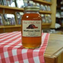 Wildflower Honey 44 oz