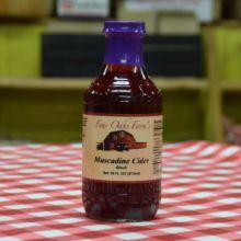 Muscadine Cider 16 oz bottle