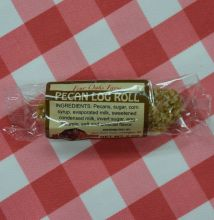 Pecan Log Roll 2 oz