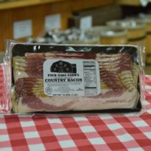Bacon (Non-Peppered) 1 lb