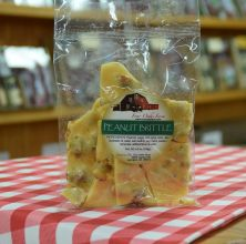 Peanut Brittle 6.5 oz