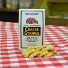 Cheese Straws 2.5 oz