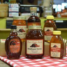 Honeys & Syrups